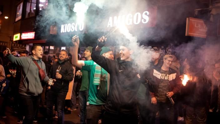 Werder Bremen sichert sich Bundesliga-Verbleib
