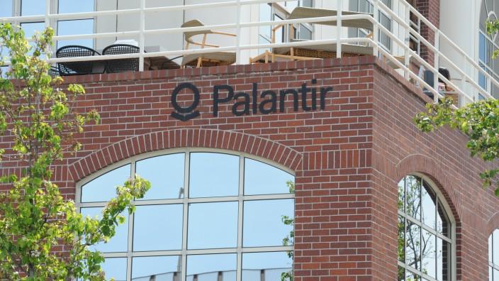 Hauptquartier der Firma Palantir