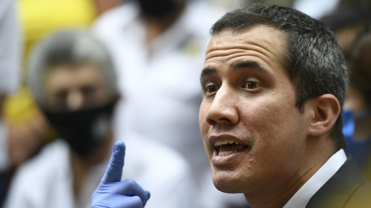Venezuela: Guaidós Partei soll übernommen werden