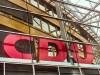 Konrad -Adenauer Haus, CDU-Logo , Parteizentrale der CDU in Berlin, BundesgeschâÄ°ftsstelle der CDU, . *** Konrad Adenauer