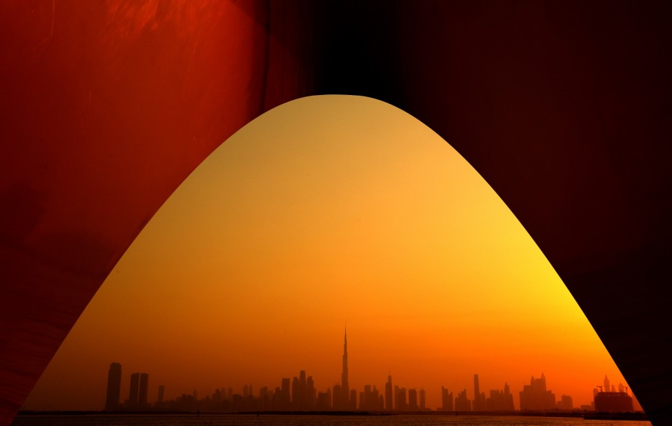 *** BESTPIX *** Dubai Welcomes Back Tourists