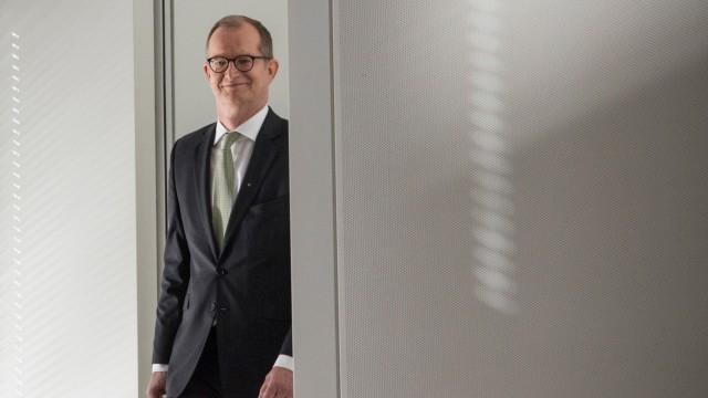 Commerzbank Chief Zielke