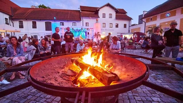 Kulturfeuer 2020 Ebersberg.