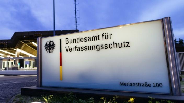Das Bundesamt für Verfassungsschutz in Chorweiler. Köln, 13.09.2018 *** The Federal Office for the Protection of the Co