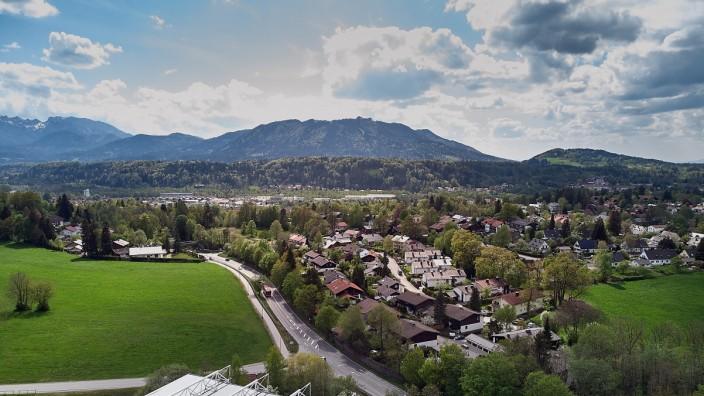 Luftbild Blomberg