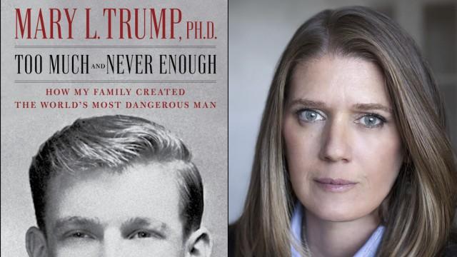 Enthüllungsbuch von Trump-Nichte