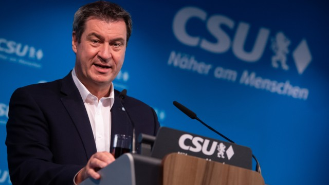 CSU-Vorstandssitzung