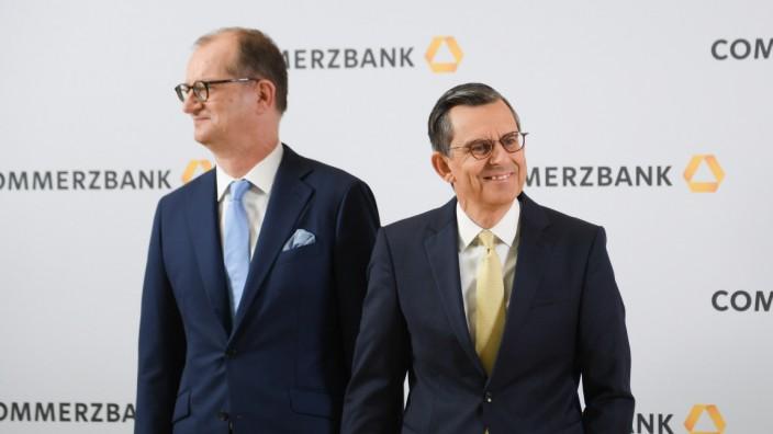 """Scheidender Commerzbank-Aufsichtsratschef: ´geordneter Prozess"""""""