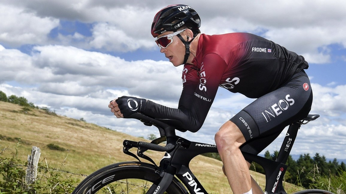 Chris Froome: Illustre Karriere, illustrer Wechsel