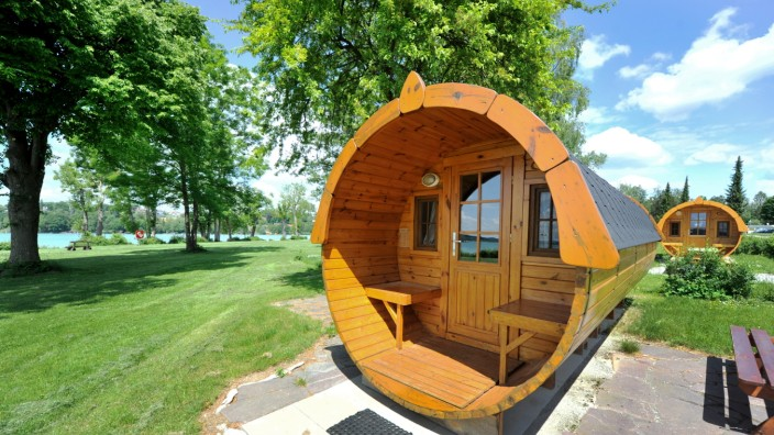 Seefeld: Pilsensee Campingplatz