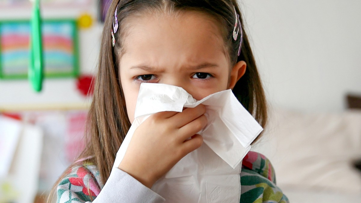 Kitas schicken Kinder mit leichten Erkältungssymptomen nach Hause
