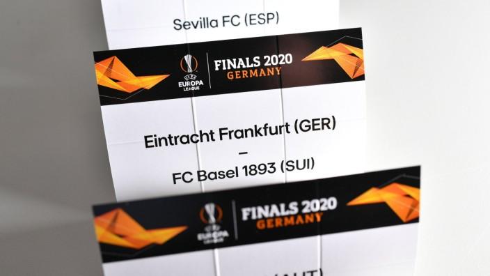 Europa League - Auslosung Final-Eight