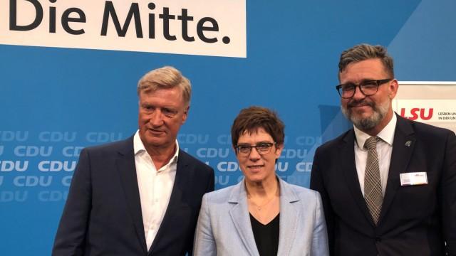 CDU-Spitze erkennt Homosexuelle als Partei-Organisation an