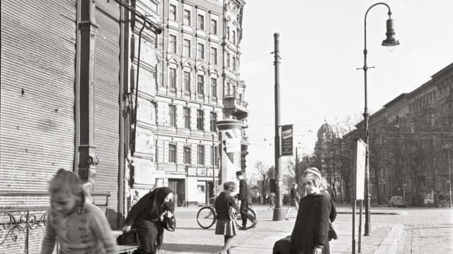 Berlin about 1950: Views of the post-war period (series)
