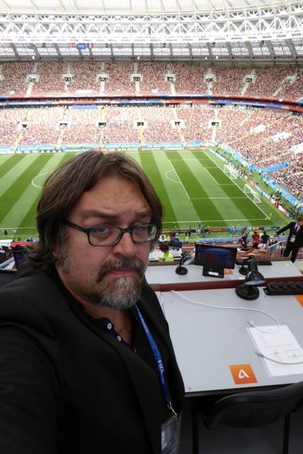 Holger Gertz WM 2018 Moskau