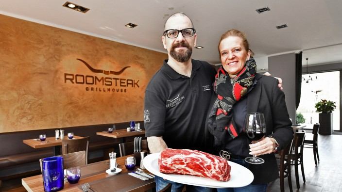 Starnberg Percha, Restaurant Roomsteak