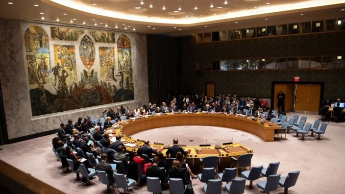 Sicherheitsrat stimmt über Syrien-Hilfe ab