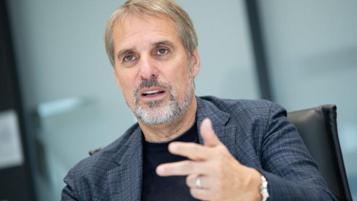 Wilfried Porth - Daimler Personalvorstand