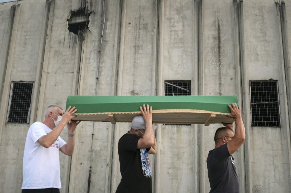 25 Jahre nach dem Massaker von Srebrenica