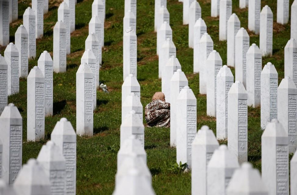 Bosnia and Herzegovina commemorates 25th anniversary of Srebrenica massacre, in Potocari