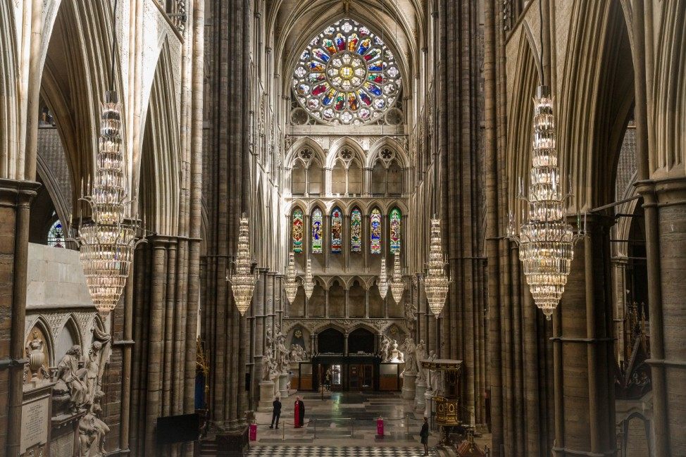 Westminster Abbey Reopens Fully To The Public
