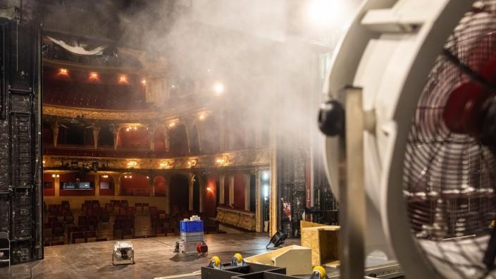 Corona Theater Hygiene