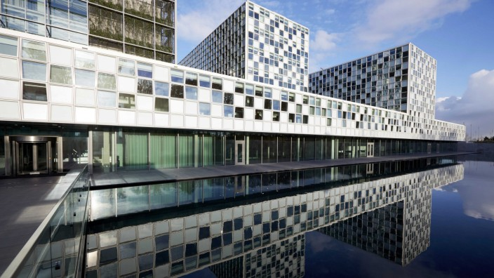 New ICC building in The Hague