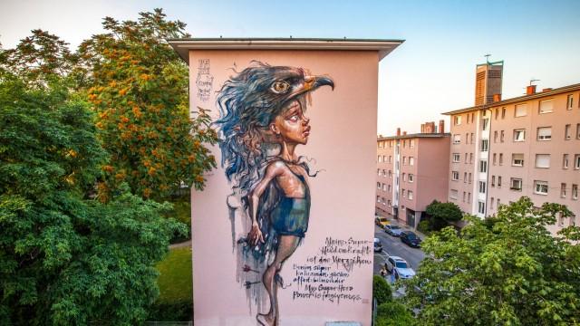 Mannheim: Kann Graffiti ein Stadt-Image retten?