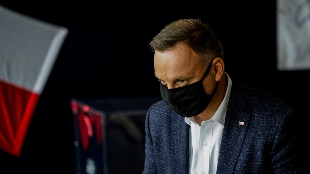 Prognose: Polens Präsident Duda knapp vorn