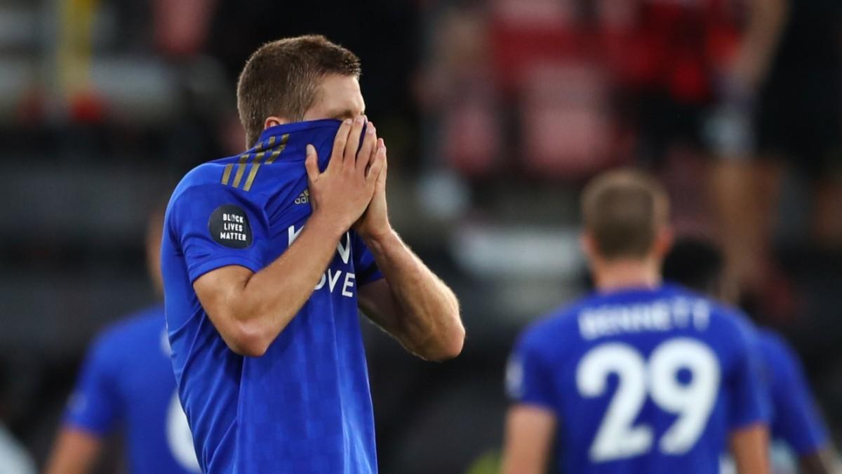 Arsenal und Leicester erleiden Rückschläge