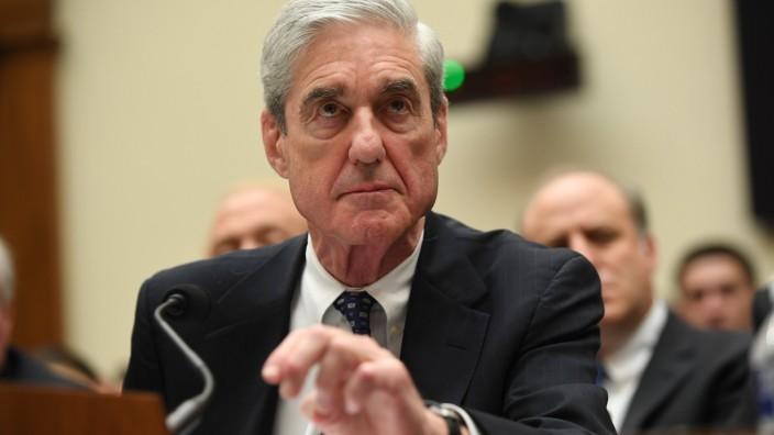 Robert Mueller, Russland-Affäre