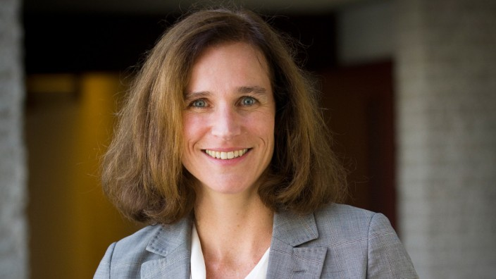 Neue Personalchefin bei Siemens Judith Wiese