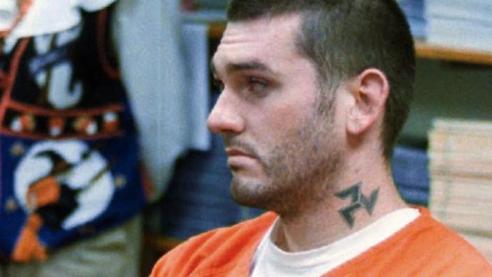 Todesstrafe in den USA: Daniel Lewis Lee im Jahr 1997 vor seiner Anhörung wegen Mordes.