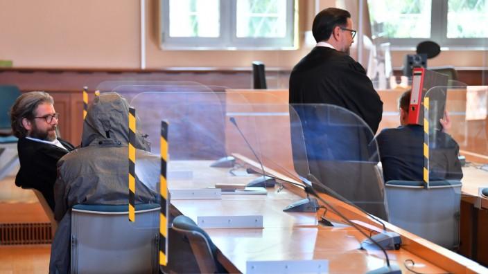 Polizisten-Prozess in Erfurt