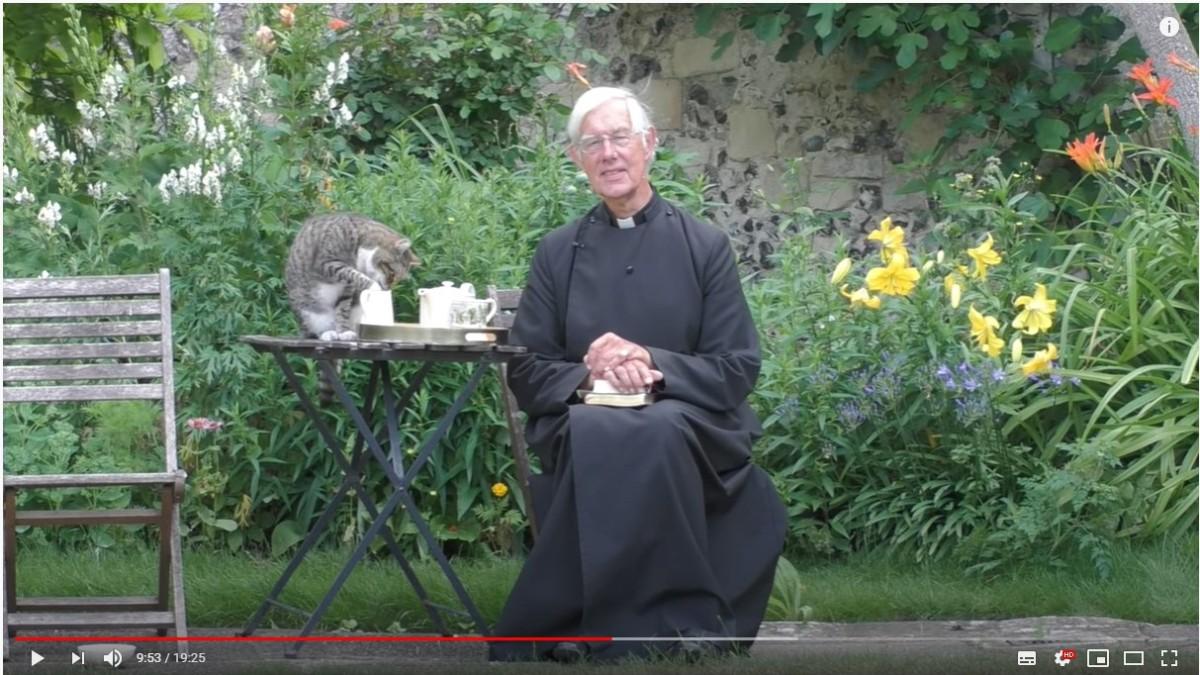 Video-Gebete: Die Katzen des Dekans