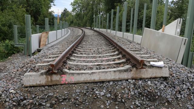 Investitionen in bayerischeSchieneninfrastruktur