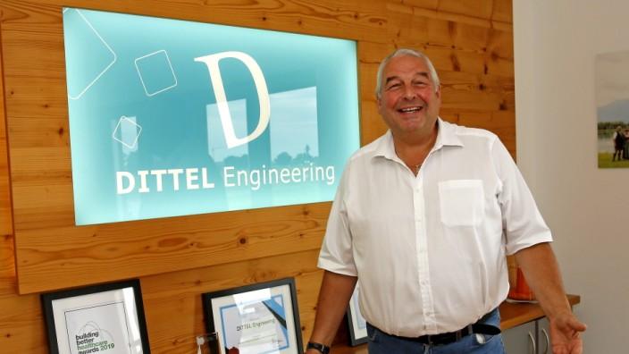 Forschung: Um die 500 Projekte habe sein 30-köpfiges Unternehmen schon für seine Kunden geplant und geprüft, sagt Dittel.