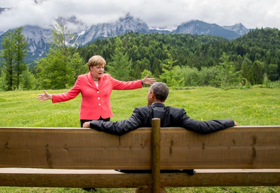 Söder macht den Obama