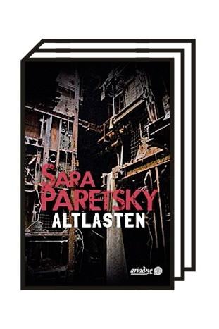 Krimikolumne: Sara Paretsky: Altlasten. Aus dem Englischen von Laudan und Szelinski. Ariadne/Argument Verlag, Hamburg 2020. 544 Seiten, 24 Euro.