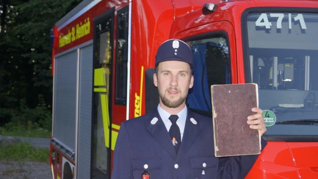 Feuerwehr Sankt Heinrich Historische Bücher