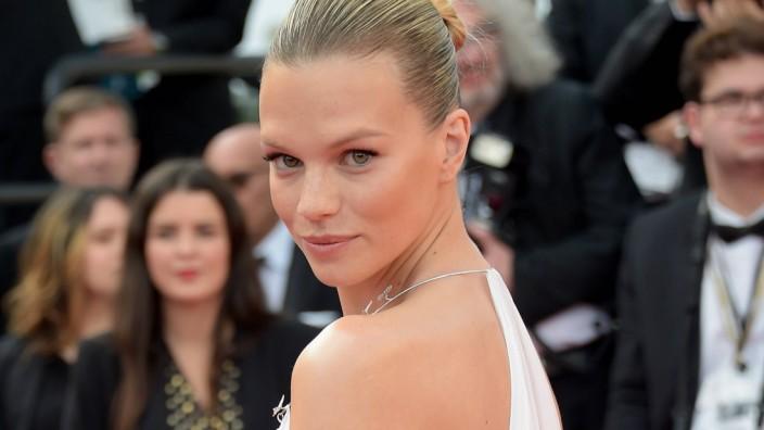 "Model Nadine Leopold verklagte ""Madame"""