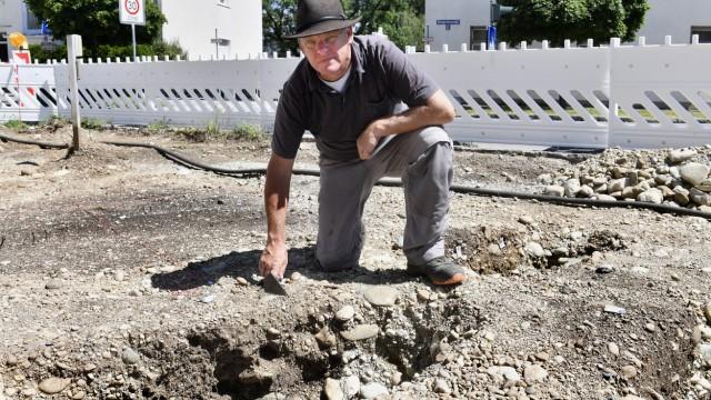 Krailling Ausgrabungen