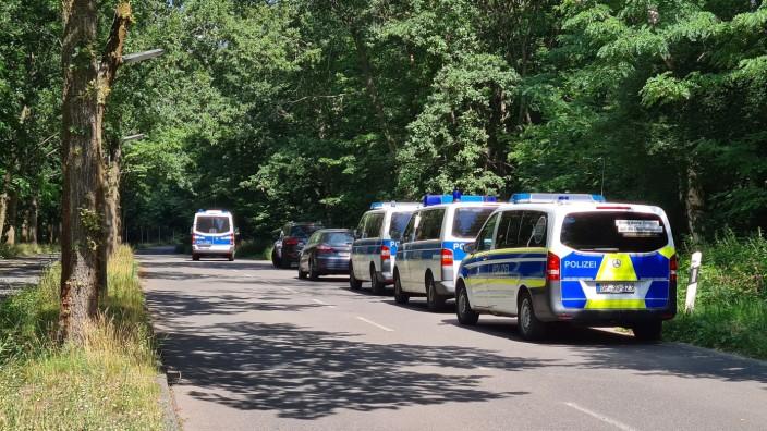 Polizei sucht bei Potsdam nach Vergewaltiger