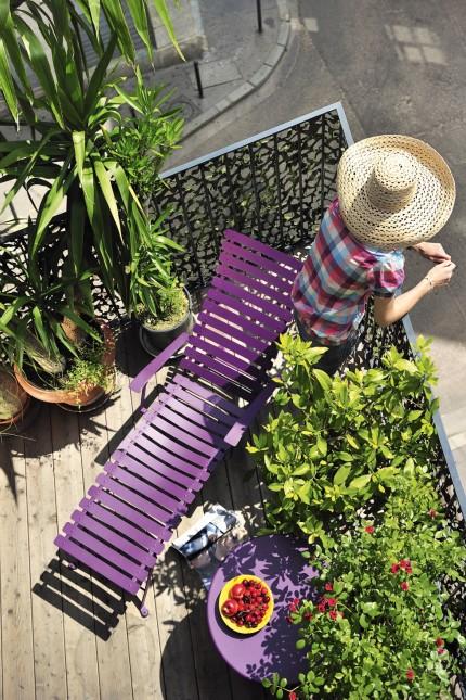 Willkommen im Sommer 2012:So wohnt man auf Balkon und Terrasse