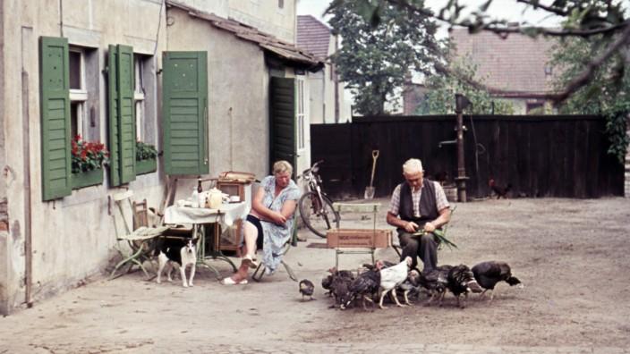 Bauernhof GEr ca 1960 Bauernhof