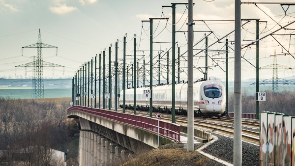 Bahn Reform Grüne