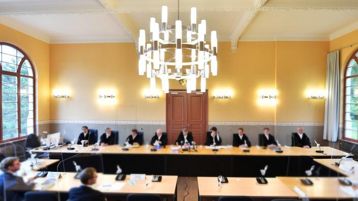 Thüringer Verfassungsgerichtshof Paritätsgesetz