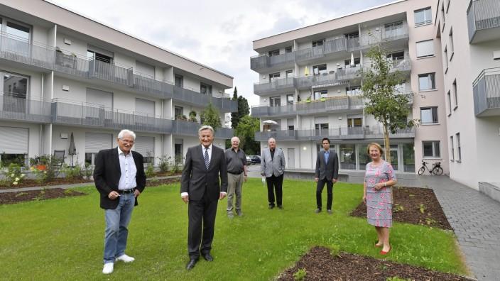 Starnberg, Wohnungsgenossenschaft Starnbeger See