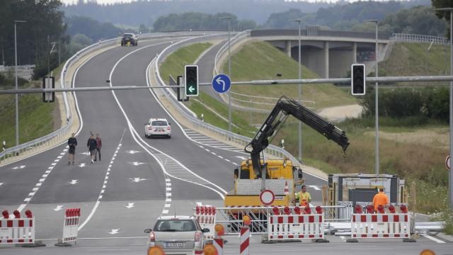 Naturschutz: Die Stadt Freising musste für das Großprojekt Westtangente Ausgleichsflächen schaffen.