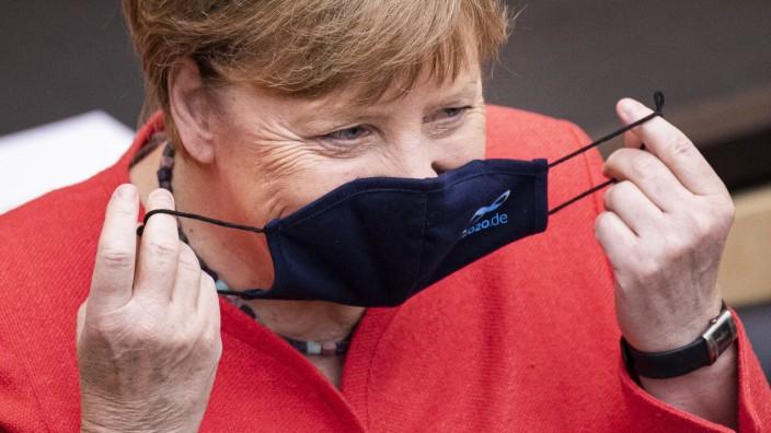 News Themen der Woche KW27 News Bilder des Tages Bundeskanzlerin Angela Merkel, CDU, aufgenommen im Rahmen der Bundesra